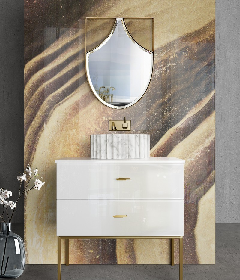 Extraordinary Master Bathroom Projects by SAS COLLECTION PRIVEE extraordinary master bathroom projects by sas collection privee Extraordinary Master Bathroom Projects by SAS COLLECTION PRIVEE unique bathroom with the assemble to order collection 1