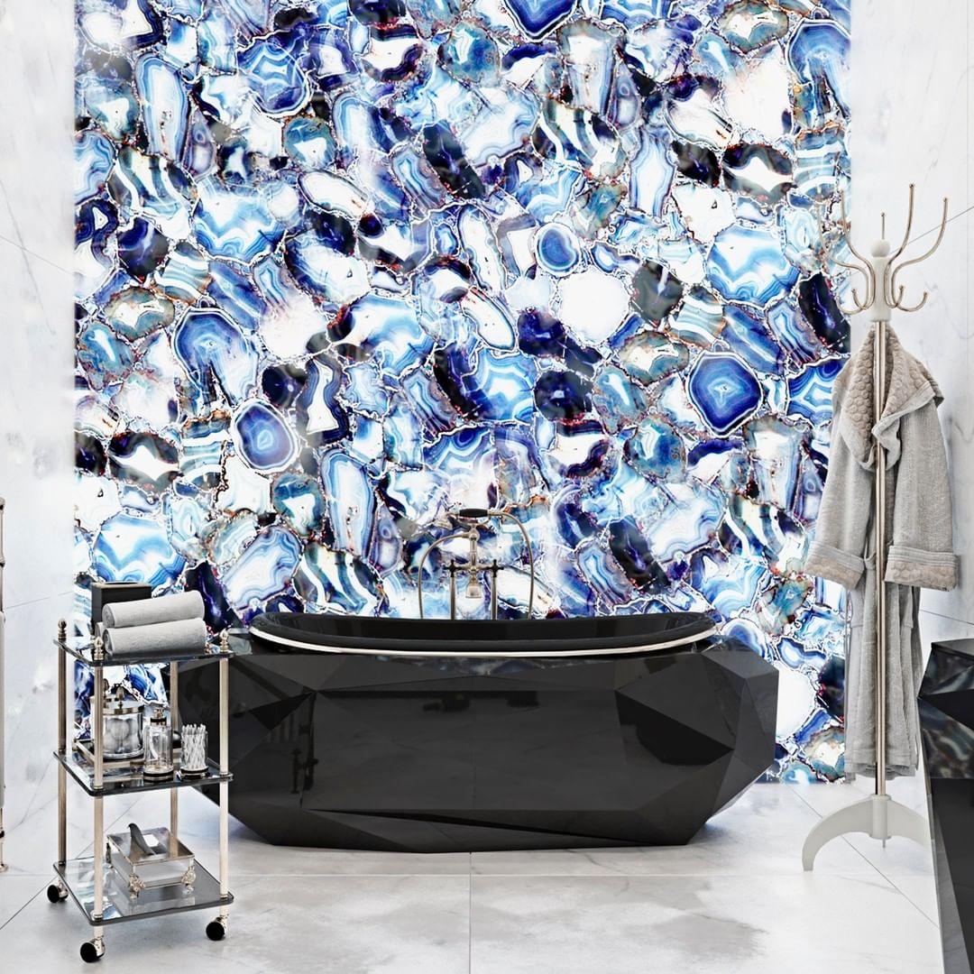 Colorful Blue Master Bathroom colorful bathroom Colorful Bathrooms: Discover The Latest Bathroom Color Ideas 165185693 740675883187344 8086279868994403363 n