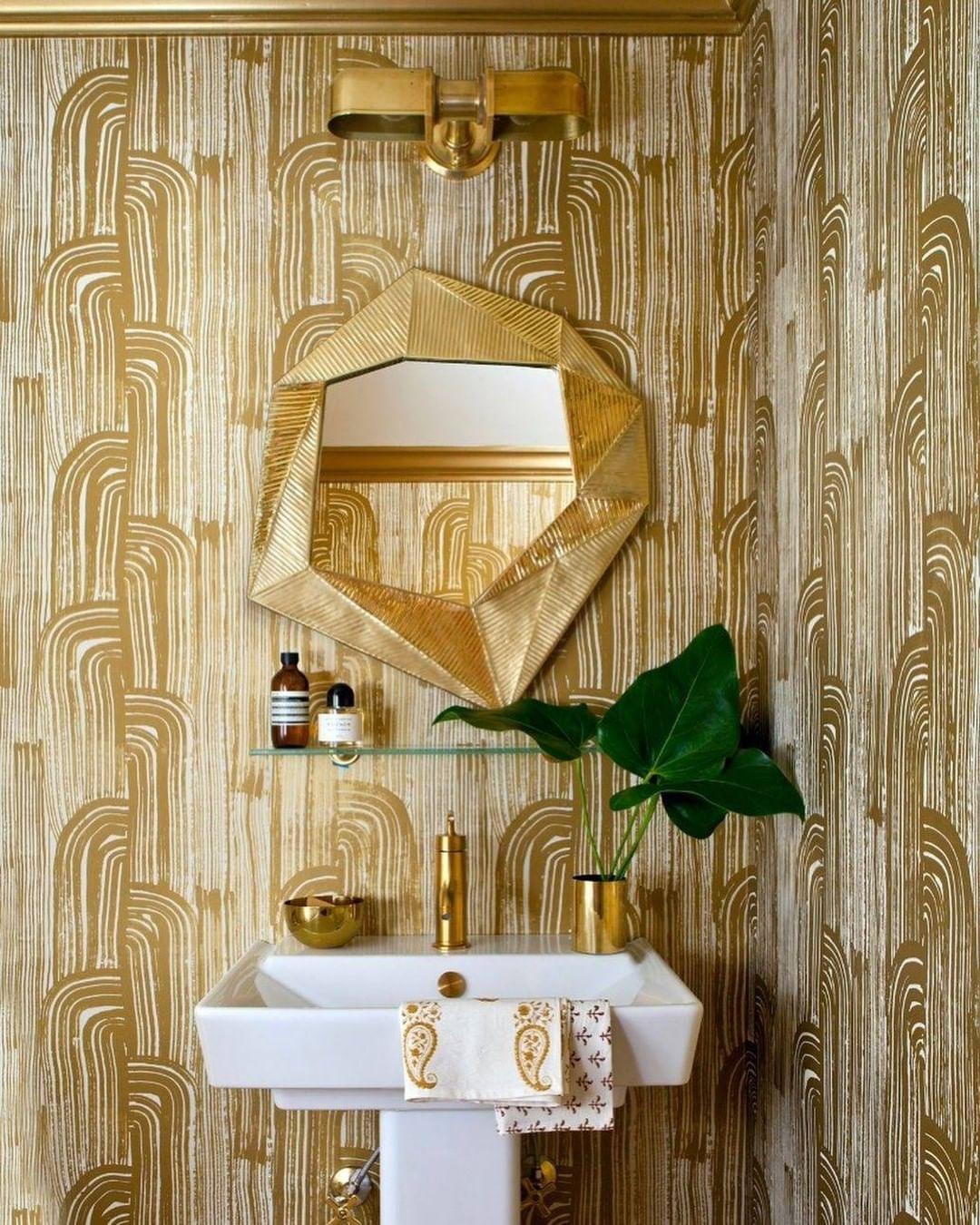 Gold Colorful Bathroom colorful bathroom Colorful Bathrooms: Discover The Latest Bathroom Color Ideas 193783599 536665190827468 8335356784845417122 n