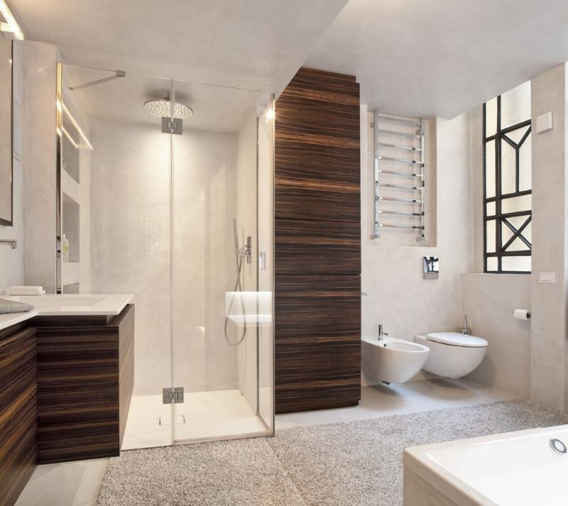 8&A Modern Interior Design - Contemporary Bathrooms modern interior design 8&A Architetti Modern Interior Design – Contemporary Bathrooms 8A 2
