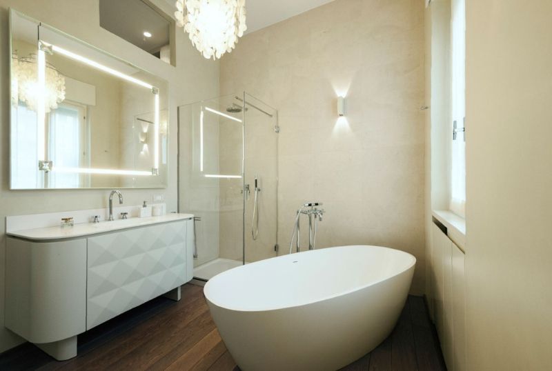 8&A Modern Interior Design - Contemporary Bathrooms modern interior design 8&A Architetti Modern Interior Design – Contemporary Bathrooms 8A 3