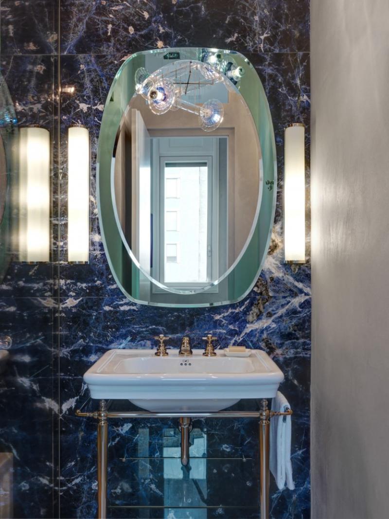 8&A Modern Interior Design - Contemporary Bathrooms modern interior design 8&A Architetti Modern Interior Design – Contemporary Bathrooms 8A 6