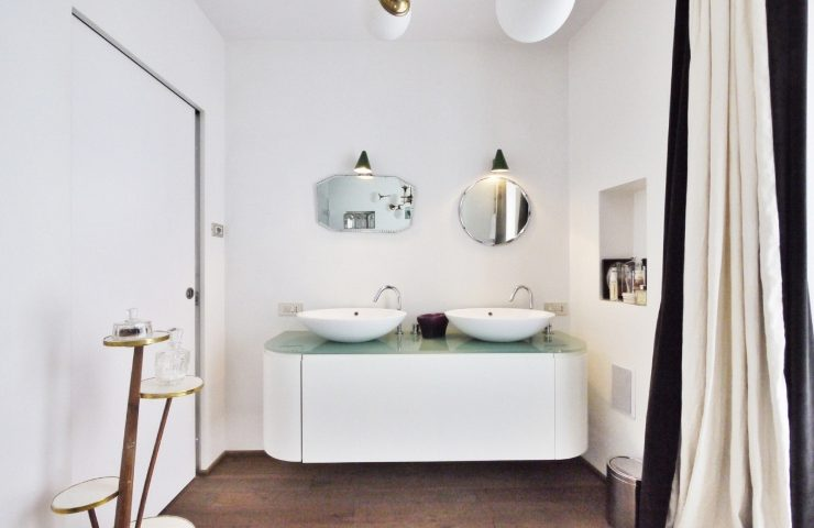 8&A modern interior design 8&A Architetti Modern Interior Design – Contemporary Bathrooms 8A 740x480