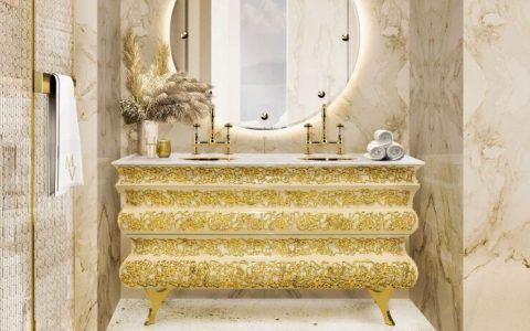 modern bathroom décor Modern Bathroom Décor: Room By Room Inspirations For You To Admire Modern Bathroom D  cor Room By Room Inspirations For You To Admire 6 2 480x300
