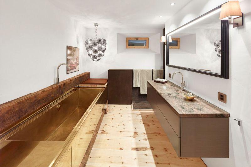 Bathroom Inspiration Projects by Widmer Wohnen widmer wohnen Widmer Wohnen: Divine Bathroom Inspirations Widmer Wohnen 3