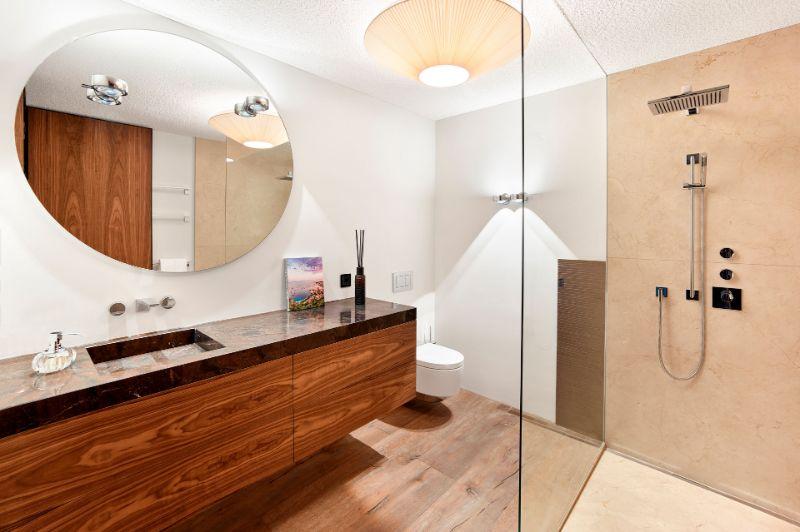Bathroom Inspiration Projects by Widmer Wohnen widmer wohnen Widmer Wohnen: Divine Bathroom Inspirations Widmer Wohnen 4