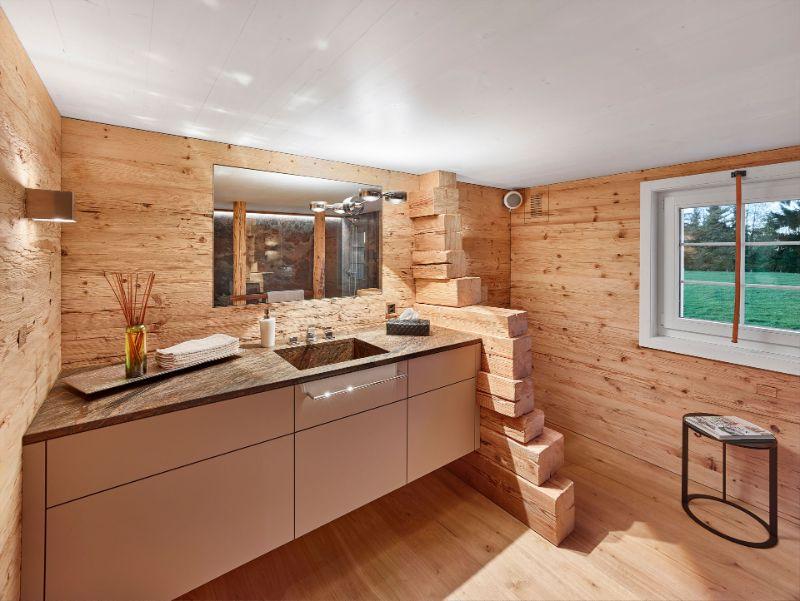 Bathroom Inspiration Projects by Widmer Wohnen widmer wohnen Widmer Wohnen: Divine Bathroom Inspirations Widmer Wohnen 6