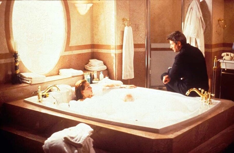 Bathroom Designs From Iconic Movies That Impress bathroom designs Bathroom Designs From Iconic Movies That Impress Bathroom Ideas Iconic Bathrooms from Hollywood Gems 2