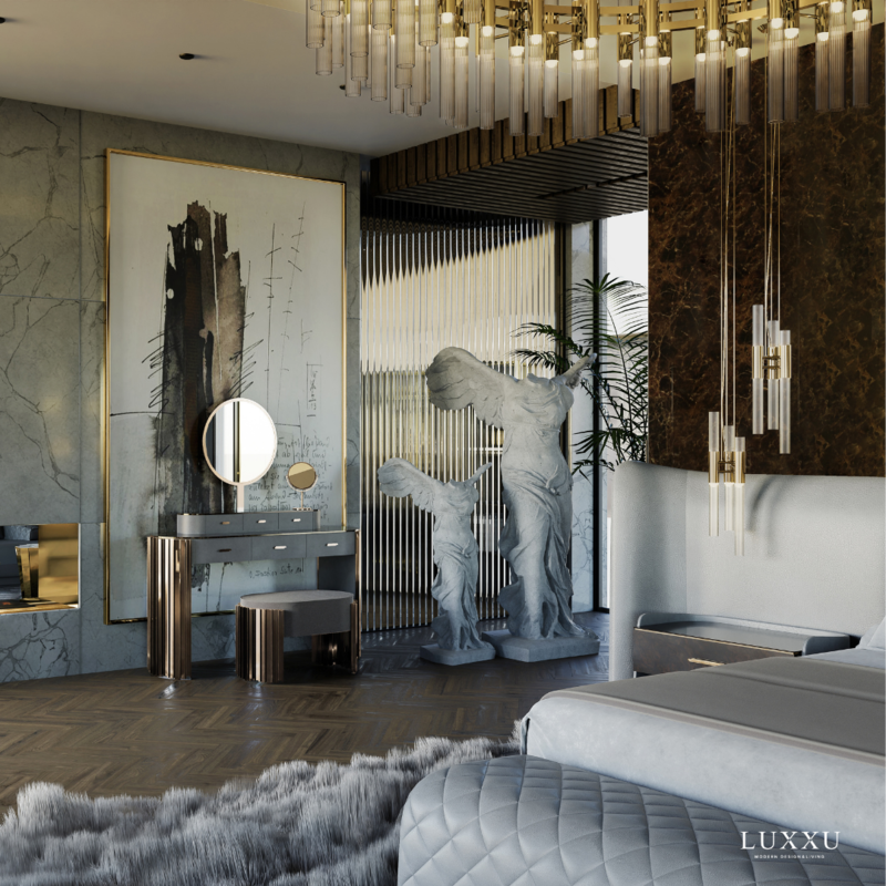 Master Bathroom Designs: How To Complete It With Intense Bedrooms