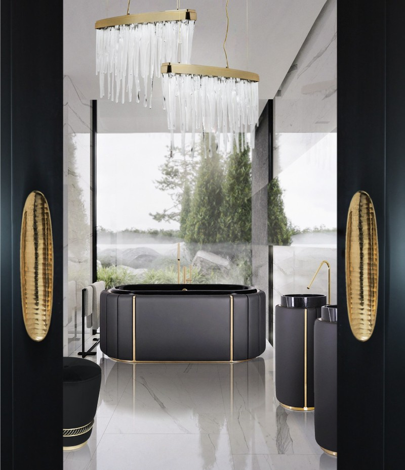 Bathroom Inspirations: Hotel Looks For The SummerTime