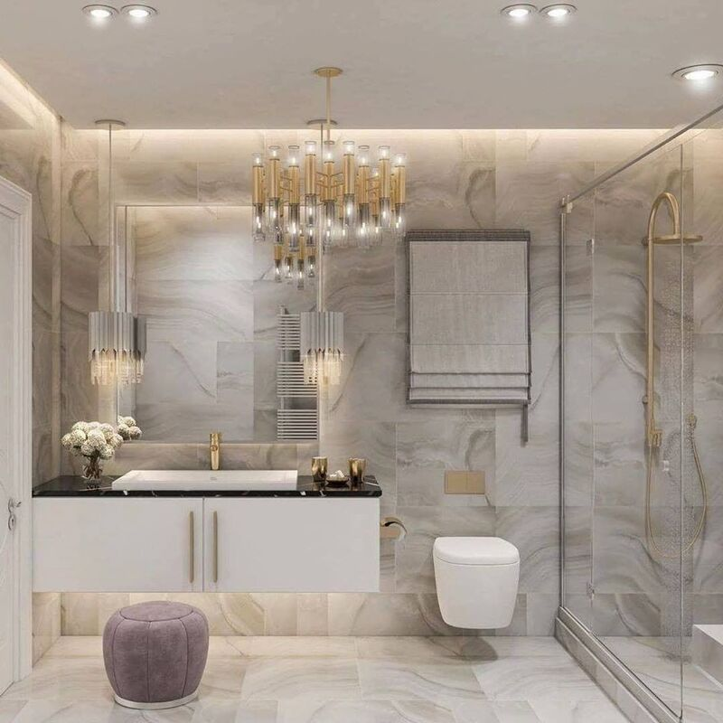 Luxury Bathroom Projects And Their Incredible Style