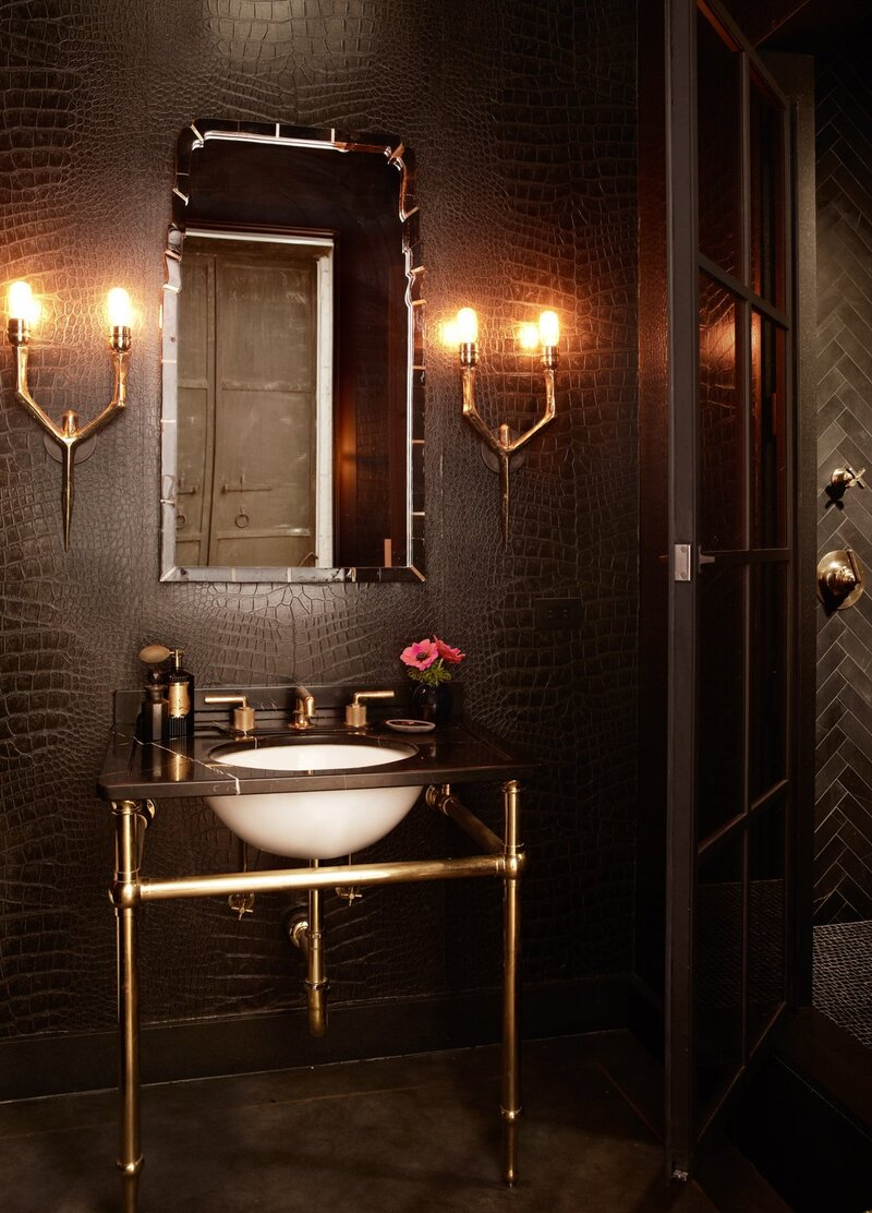 An Intense Bathroom Design Collection That Impresses