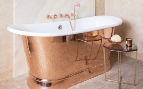 Anne-Sophie Pailleret creates Sophisticated Master Bathroom Designs