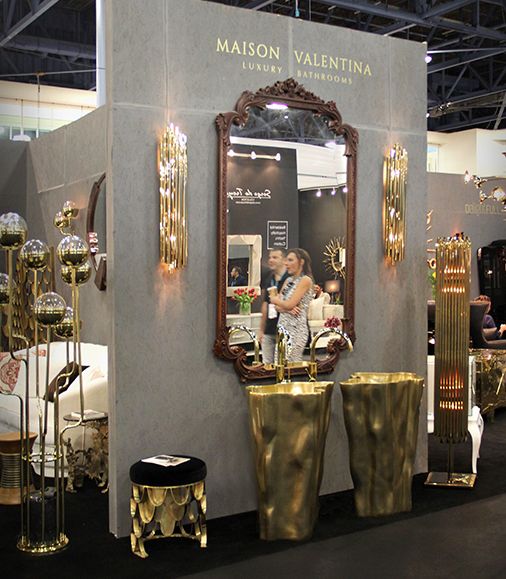 Maison object miami exclusive photos from maison valentina luxury bathrooms - Maison and object paris ...