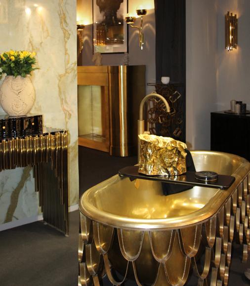 Maison object parix exclusive photos from maison valentina luxury bathrooms - Maison and object paris ...