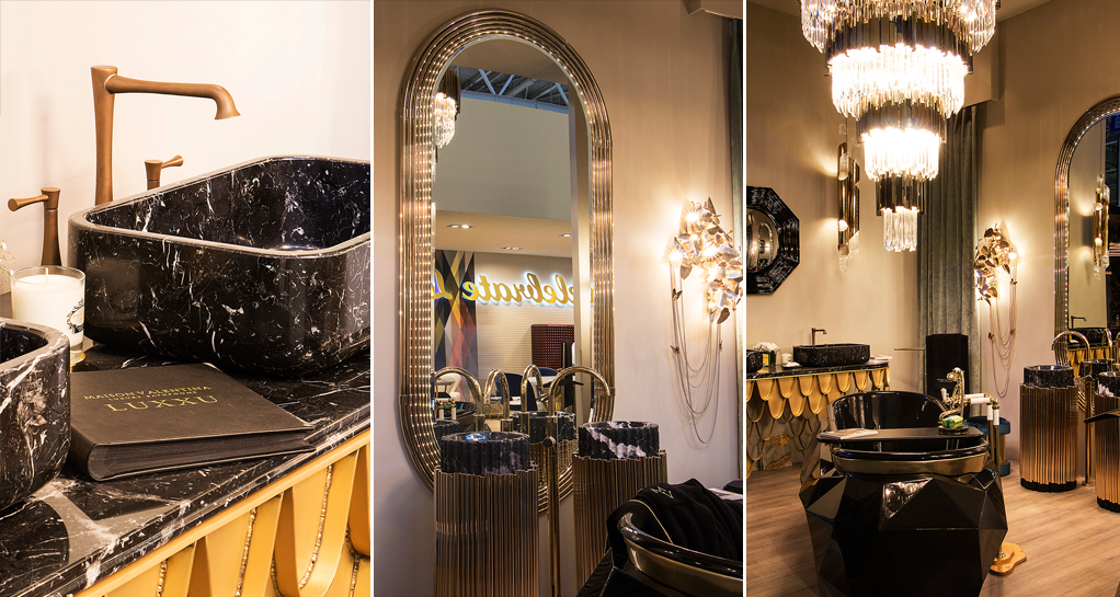 Maison object paris exclusive photos from maison valentina luxury bathrooms - Maison and objet paris ...