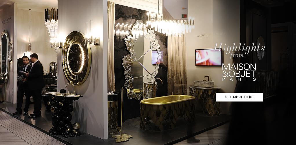 maison et objet 2017 Maison et Objet 2017: Luxury Bathroom Furniture Exhibitors Maison Objet MV