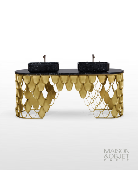 Maison Objet Paris From Maison Valentina Luxury Bathrooms