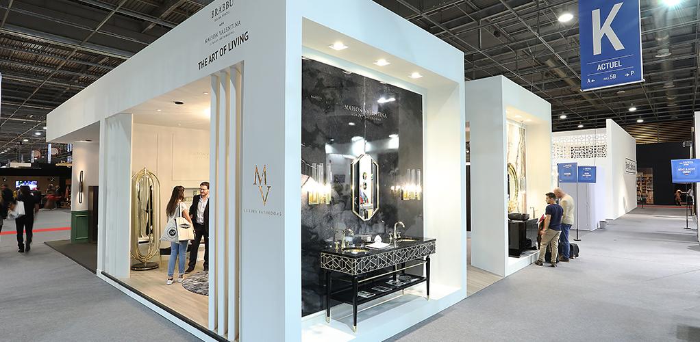 Maison objet paris from maison valentina luxury bathrooms - Maison and object paris ...