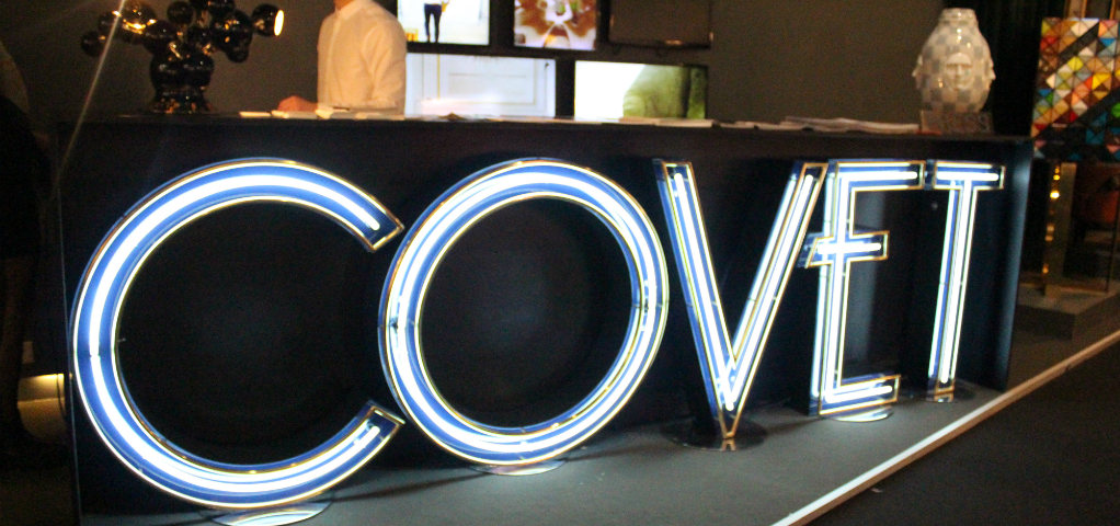 Covet Lounge with Luxury Bathrooms at IMM Cologne