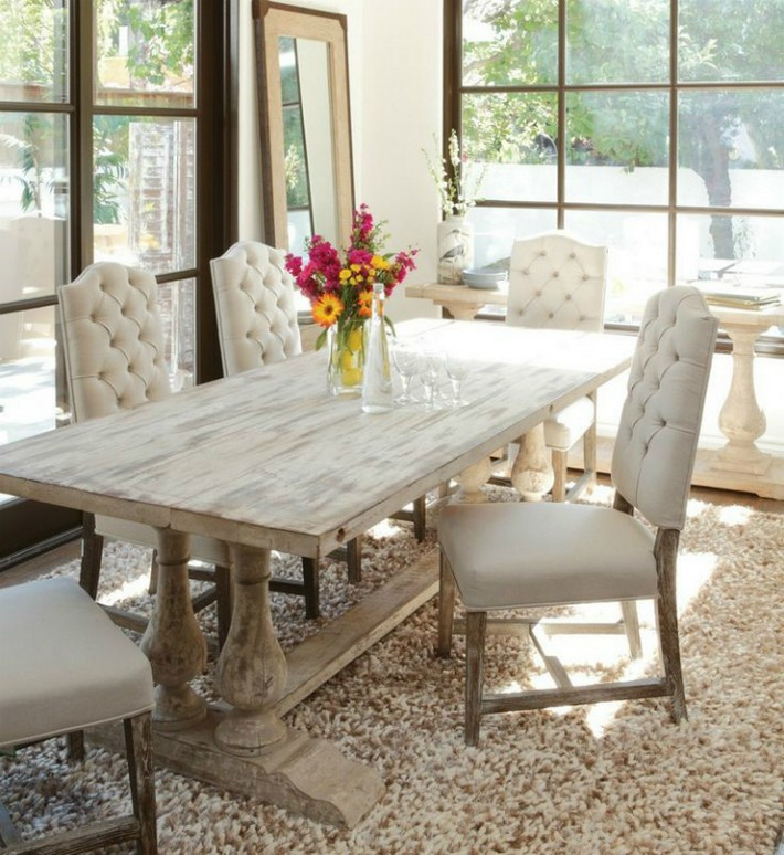 Today Design News: Tufted Chairs for Dining Rooms   News ...