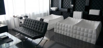 Marmorin Design Bathroom Collection by Eva Minge