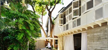 Fresh Design News: Sydney's Villa Architectural Renovation