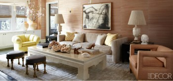 CAMERON DIAZ HOME'S MAKEOVER BY KERRY WEARSTLER