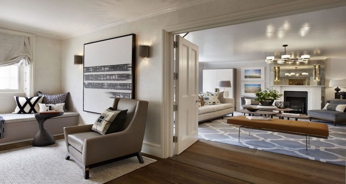 Best us interior design firms for Top 10 interior design firms nyc
