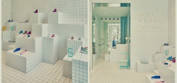 LITTLE SHOES STORE INTERIOR DESIGN PROJECT BY NÁBITO