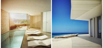 THE NEW PROJECT BY RAMÓN ESTEVE HAS A BREATHTAKING VIEW TO THE MEDITERRANEAN