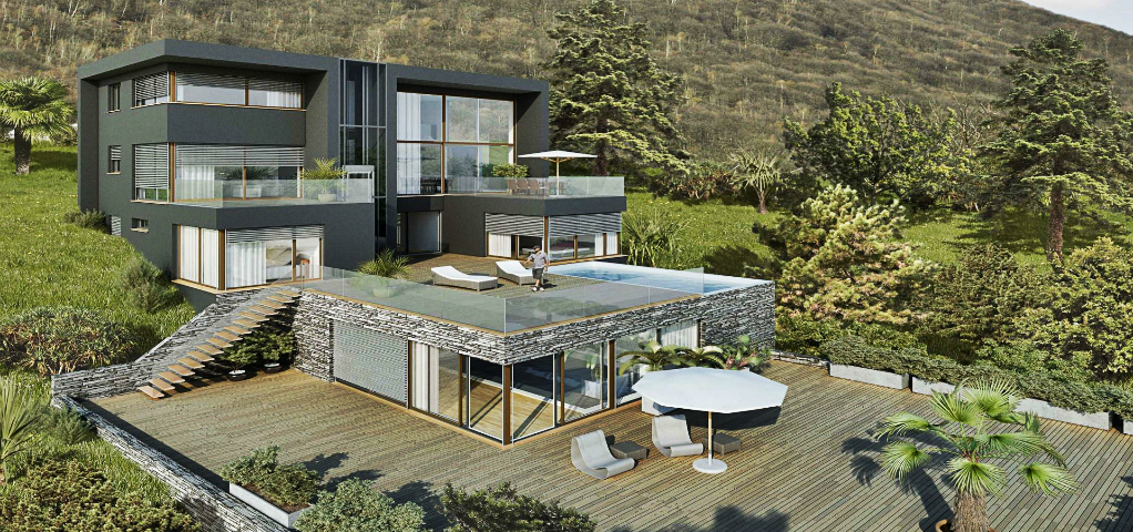 Hyper Luxury In Switzerland World S Most Expensive House
