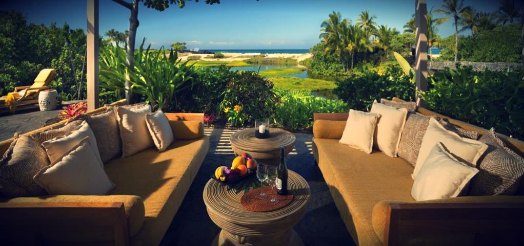Exclusive Luxurious Suites At Four Seasons Resort Hawaii At Hualalai