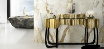 Sinuous - A Chic Dressing Table for your Bathroom