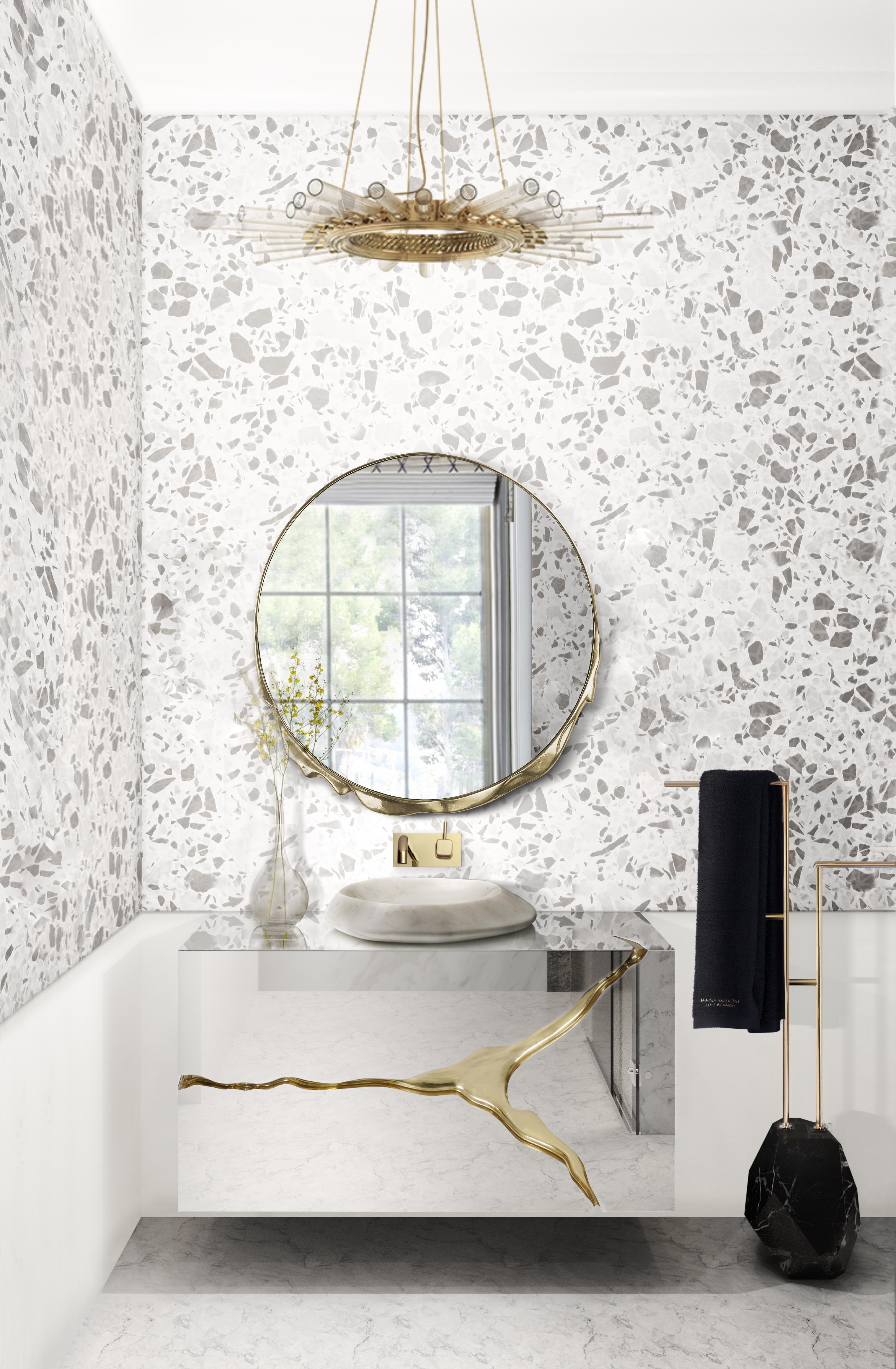 hot bathroom trends for 2016 Hot Bathroom Trends For 2016 White Bathrooms