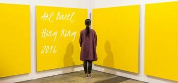 Highlights from Art Basel Hong Kong 2016