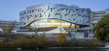 THE BERGERON CENTRE FOR ENGINEERING EXCELLENCE 1