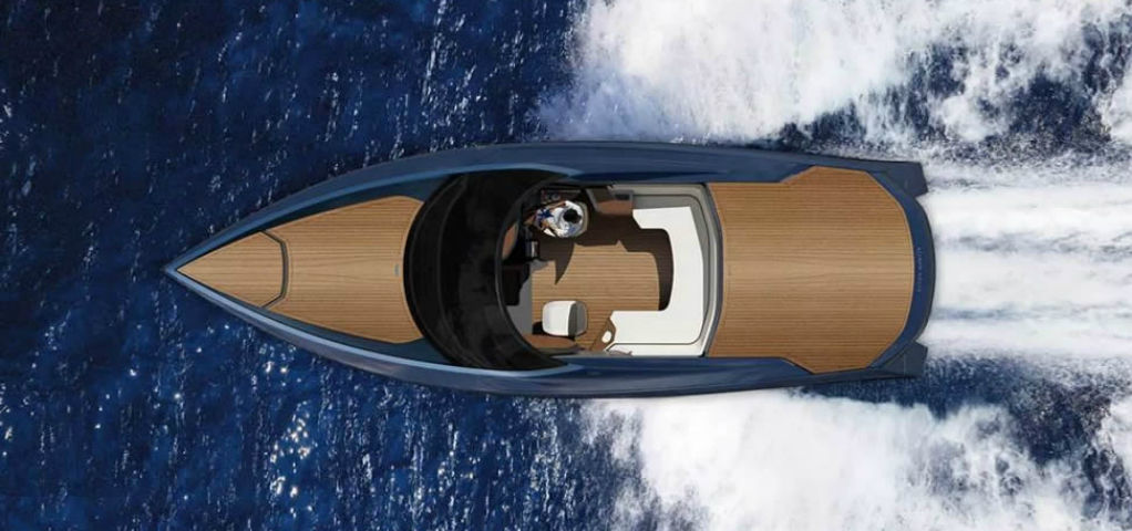 Aston Martin Unveils the Creative AM37 Power Boat
