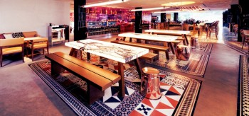 Take a look Inside the new M Social Singapore by Philippe Starck