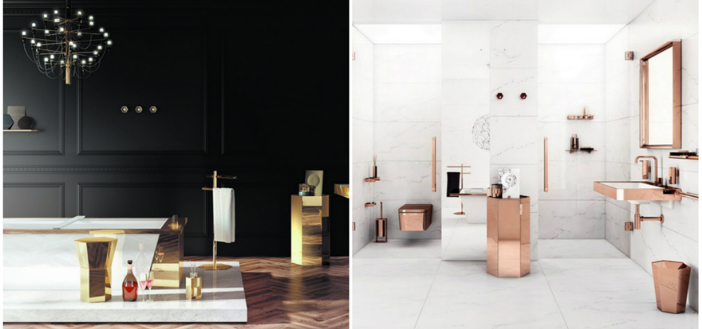 Eugeni Quitllet Launches First Bathroom Collection with Pomd'or