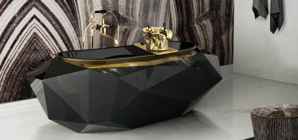Maison et Objet Paris: Maison Valentina's Sensuous Bathroom Designs