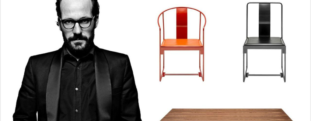 Konstantin Grcic + Driade New Chair's Collection