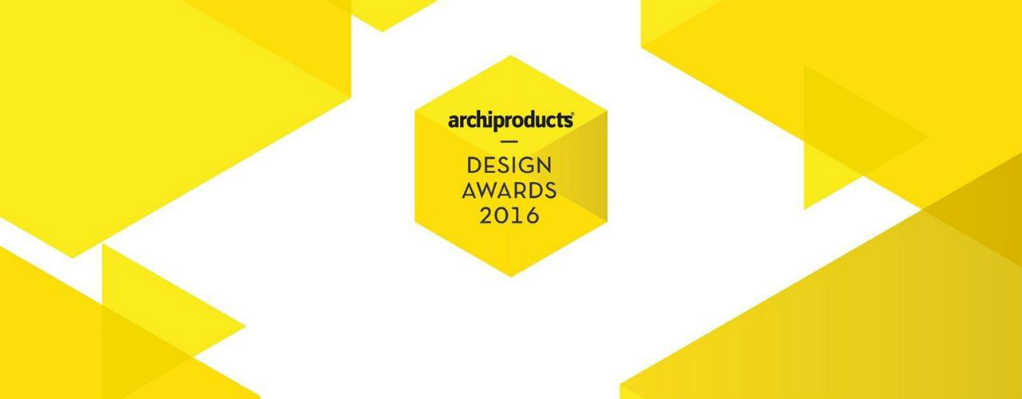 Archiproducts Design Awards 2016