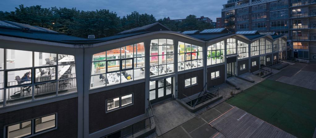 MVRDV's New Office Space in Rotterdam