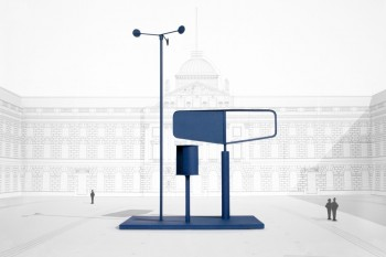 Edward Barber and Jay Osgerby for London Design Biennale 2016