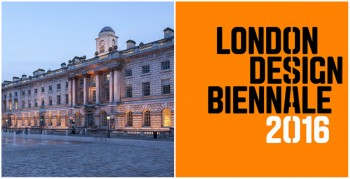 Top 10 Events You Can't Miss at London Design Biennale 2016
