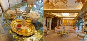 Donald Trump's Manhattan Luxury Apartment Mansion