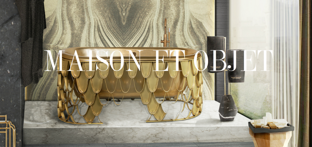 Maison Valentina Bathroom News at Maison et Objet 2017
