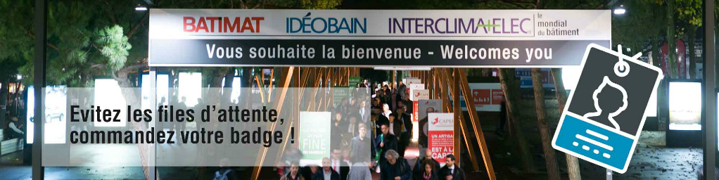Idéobain's day at the Maison et Objet city