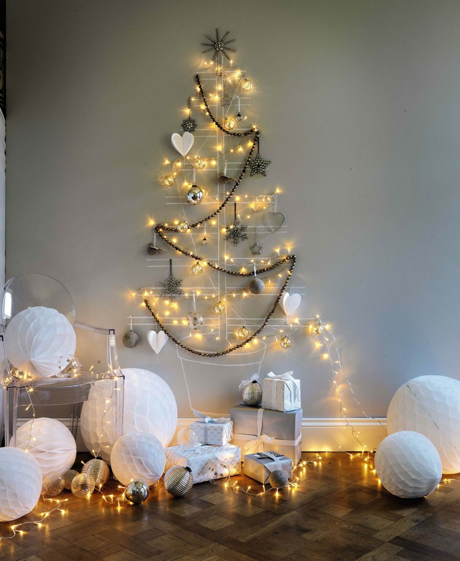 Creative And Alternative Christmas Trees Ideas For Your Holiday